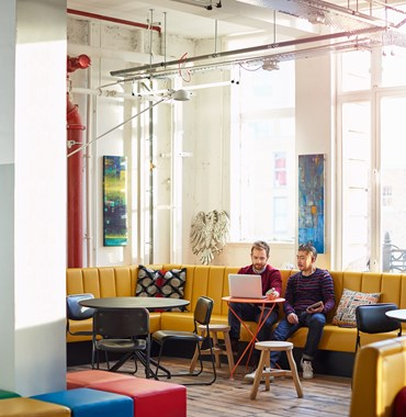 Czech Snapshot - Rethinking Workplace - The Great Indoors