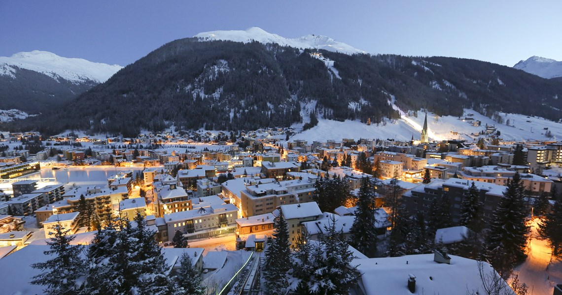 Davos (Switzerland) Getty Images